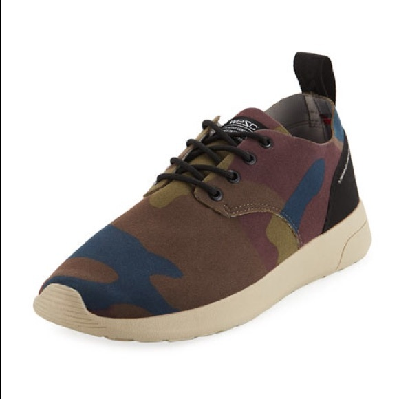 timeless design b0f25 f5c9a Camouflage WESC Shoes